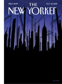 October 20, 2019 issue of The New Yorker