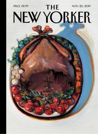November 24, 2019 issue of The New Yorker