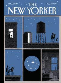 December 08, 2019 issue of The New Yorker