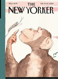 February 16, 2020 issue of The New Yorker