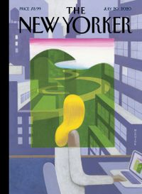 July 20, 2020 issue of The New Yorker
