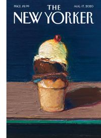 August 17, 2020 issue of The New Yorker