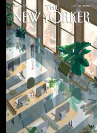 September 28, 2020 issue of The New Yorker