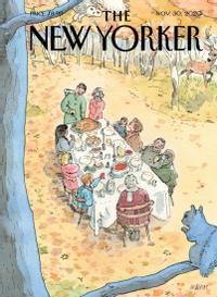 November 30, 2020 issue of The New Yorker