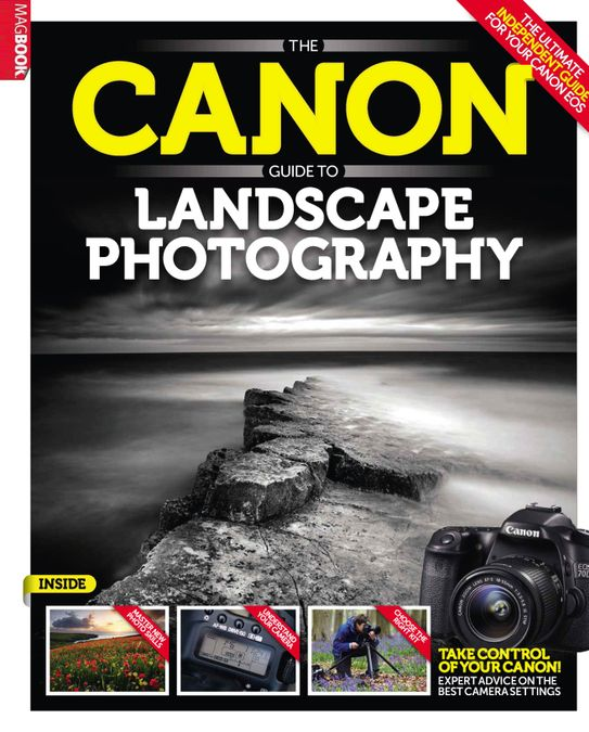 The Canon Guide to Landscape Photography