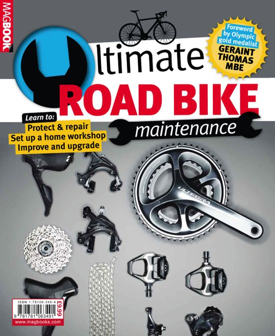 The Ultimate Road Bike Maintenance
