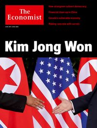 June 15, 2018 issue of The Economist