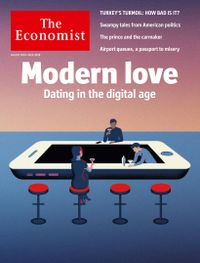 August 17, 2018 issue of The Economist