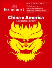 October 19, 2018 issue of The Economist