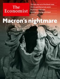 December 07, 2018 issue of The Economist