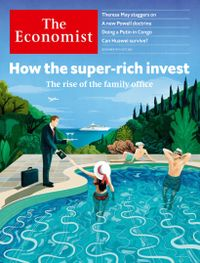 December 14, 2018 issue of The Economist