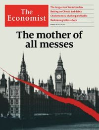 January 18, 2019 issue of The Economist