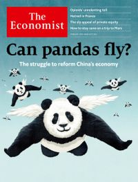 February 22, 2019 issue of The Economist