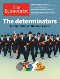 March 22, 2019 issue of The Economist