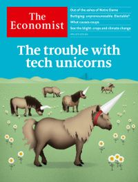 April 19, 2019 issue of The Economist