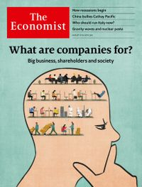 August 23, 2019 issue of The Economist