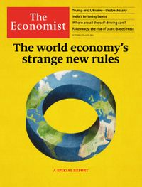 October 11, 2019 issue of The Economist
