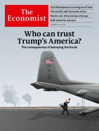 October 18, 2019 issue of The Economist