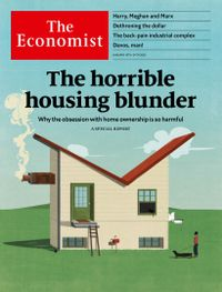 January 17, 2020 issue of The Economist