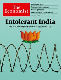 January 24, 2020 issue of The Economist