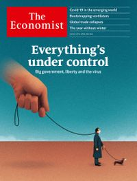 March 27, 2020 issue of The Economist