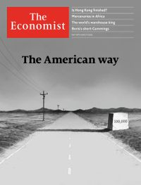 May 30, 2020 issue of The Economist