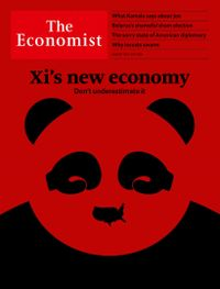 August 15, 2020 issue of The Economist