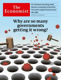 September 26, 2020 issue of The Economist