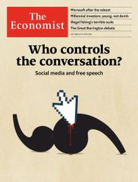 October 24, 2020 issue of The Economist