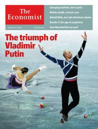 February 01, 2014 issue of The Economist