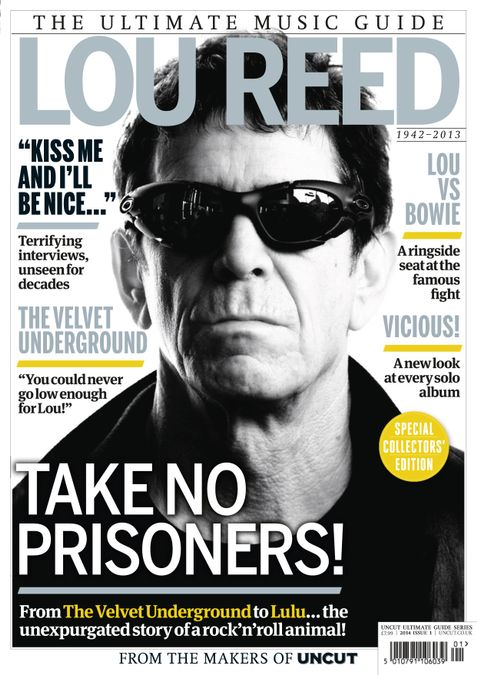 Lou Reed - The Ultimate Music Guide