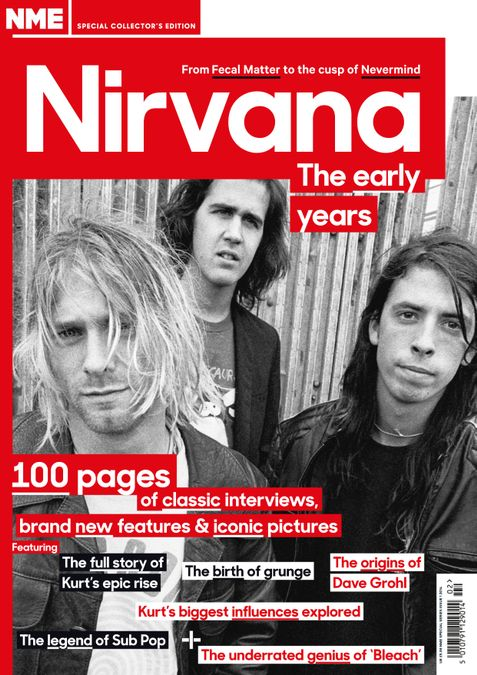 NME Special Collectors' Magazine - Nirvana