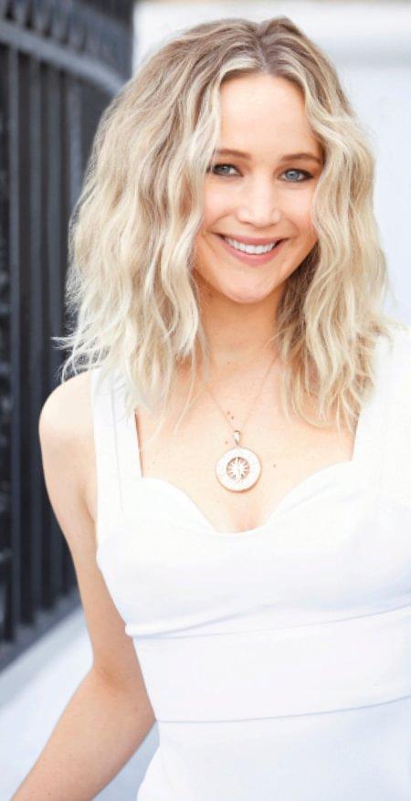 Jennifer Lawrence's Surprise Engagement!