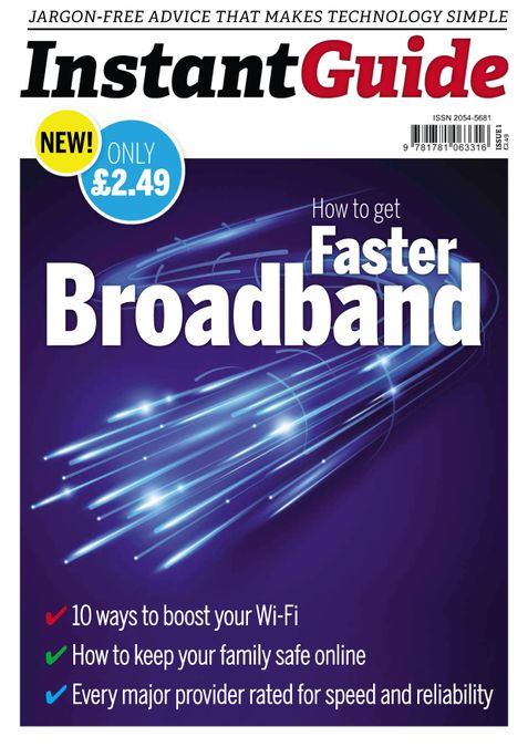 Instand Guide: How to get faster Broadband