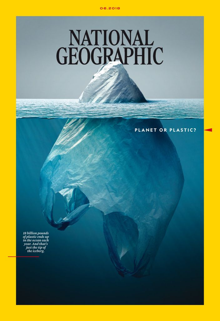 June 01, 2018 issue of National Geographic