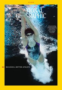 June 30, 2018 issue of National Geographic