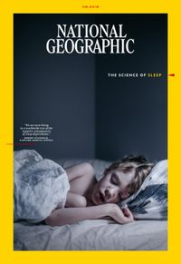 August 01, 2018 issue of National Geographic