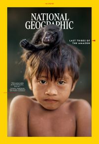 September 30, 2018 issue of National Geographic