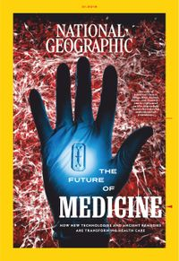 January 01, 2019 issue of National Geographic