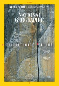 January 31, 2019 issue of National Geographic
