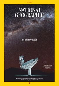 February 28, 2019 issue of National Geographic