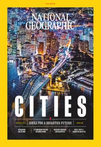 March 31, 2019 issue of National Geographic