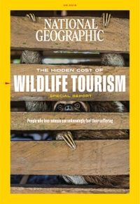 May 31, 2019 issue of National Geographic