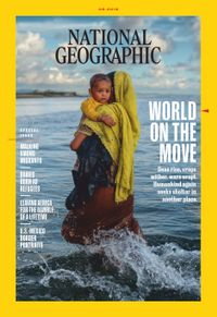 July 31, 2019 issue of National Geographic