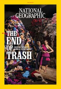 February 29, 2020 issue of National Geographic