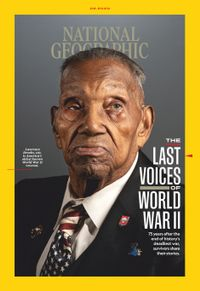 June 01, 2020 issue of National Geographic