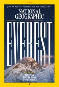 July 01, 2020 issue of National Geographic