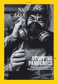 August 01, 2020 issue of National Geographic