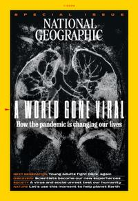November 01, 2020 issue of National Geographic