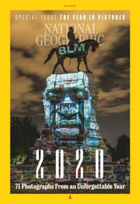 January 01, 2021 issue of National Geographic